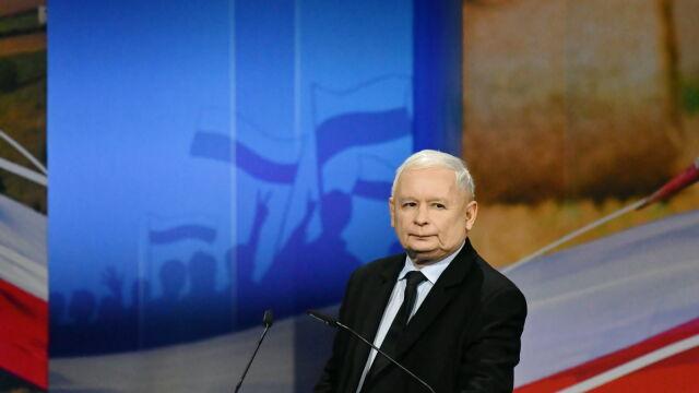 Kaczyński o śmierci Szyszki: to nie był przypadek, że akurat dzisiaj, że akurat teraz