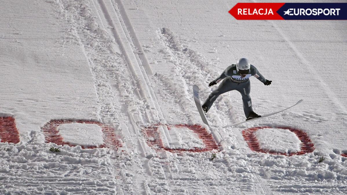 Konkurs indywidualny, wcześniej kwalifikacje. Siedmiu Polaków walczy o punkty w Lahti