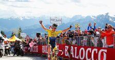Giro Classics: triumf  Rogersa na Monte Zoncolan w 2014