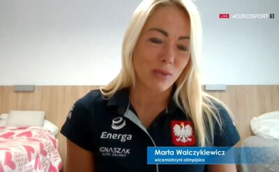 Marta Walczykiewicz o swoich początkach w kajakarstwie