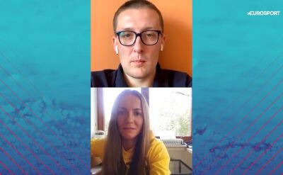 Weronika Deresz o szkoleniu w Polsce