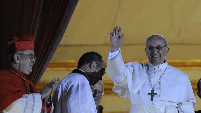 Pierwszy taki papież