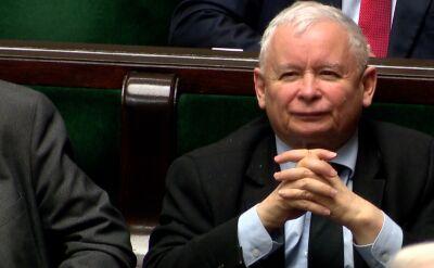 Kaczyński przesłuchany w sprawie Srebrnej