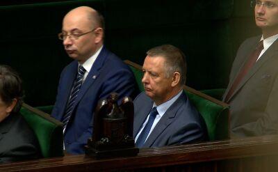 """""""Rzeczpospolita"""" o tajemniczych targach o dymisję Mariana Banasia"""