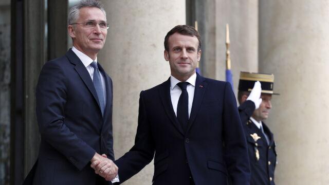 Macron: słowa o