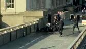Nożownik został postrzelony przez funkcjonariusza
