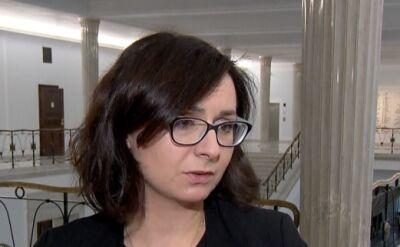 Gasiuk-Pihowicz: jest w tym działaniu bardzo dużo hipokryzji