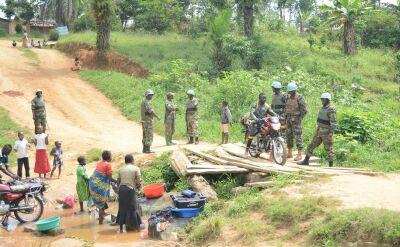 Ataku dżihadystów w Kongo