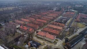 Zakaz lotów nad Muzeum Auschwitz