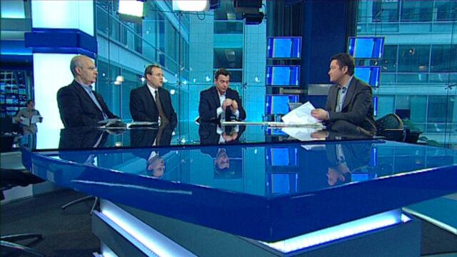10 kwietnia 2010. Poranek w TVN24