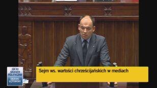 Dyskusja w Sejmie