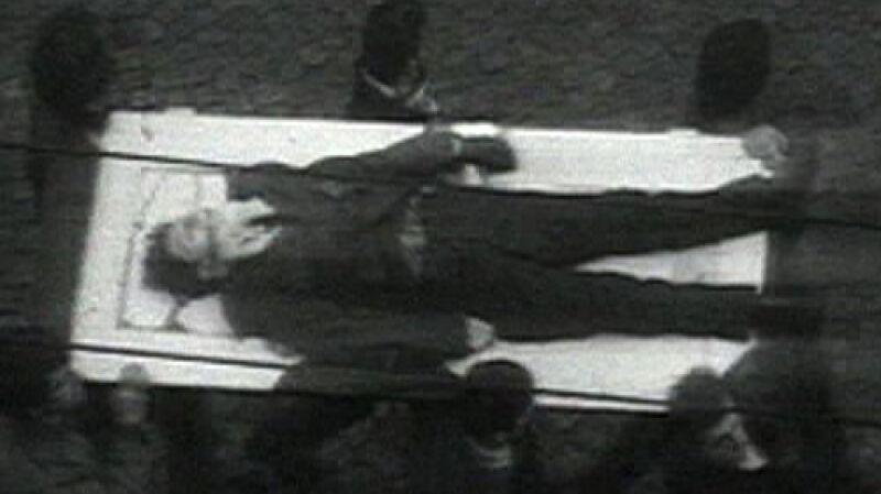 Grudzień '70 - polała się robotnicza krew
