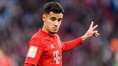 Koronawirus pieczętuje los Coutinho w Bayernie