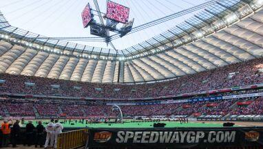 Grand Prix Polski na Stadionie Narodowym nie odbędzie się w maju