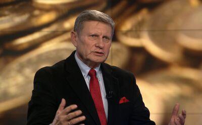 Balcerowicz: niższy wiek emerytalny to wyższy dług publiczny