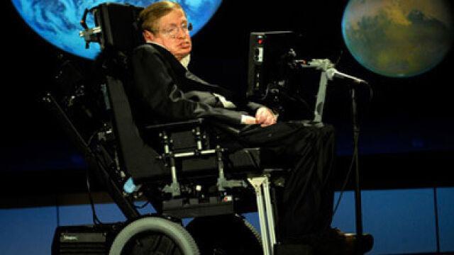 Hawking na otwarciu paraolimpiady