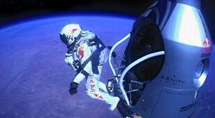 Skok ze stratosfery