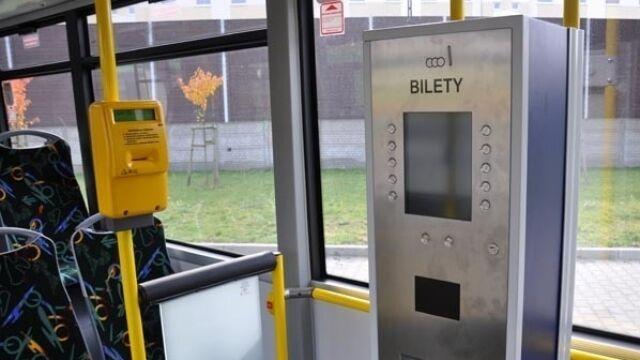 Poznańskie biletomaty przestają kasować
