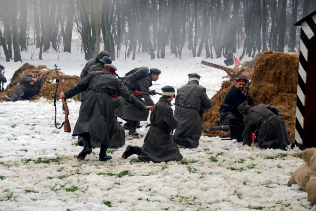 Pod Rakoniewicami odbili pruski posterunek