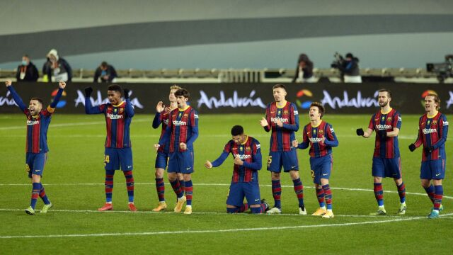Nietypowy konkurs jedenastek. Barcelona po mękach w finale Superpucharu Hiszpanii