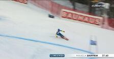 Shiffrin liderką po 1. przejeździe slalomu giganta w Kranjskiej Gorze