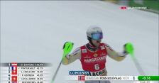 Foss-Solevaag wygrał slalom we Flachau