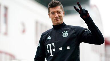 Lewandowski w bramce Bayernu. Mógł się poczuć jak bramkarze rywali