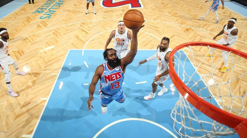 Wymarzony debiut Hardena w Brooklyn Nets