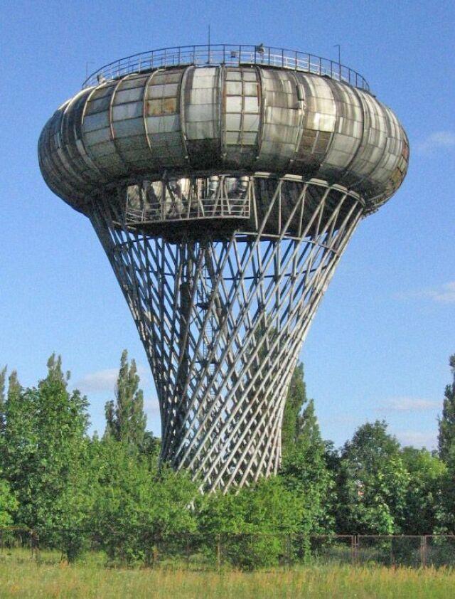 Wieża z Ciechanowa w czołówce światowego rankingu. Pokonała tę z USA