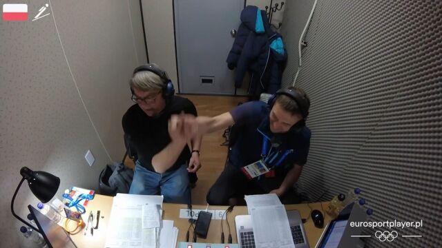 Mrozy niestraszne komentatorom. Marek Rudziński odpowiada na pytania kibiców