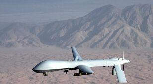 Nadleciał amerykański dron.  Ponad 30 osób zabitych i rannych