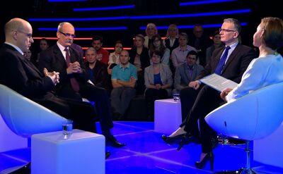 Co chce osiągnąć Putin na Ukrainie? Eksperci w drugiej części debaty