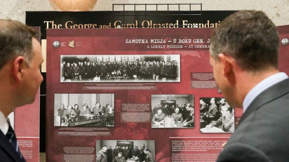Wystawa o generale Kuklińskim otwarta w West Point