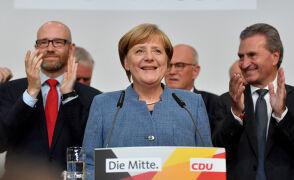 Merkel: mamy misjętworzenia rządu