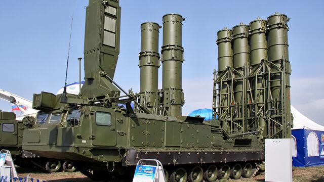 Rosjanie potwierdzają:  SA-23 Gladiator jest w Syrii