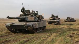 Walka o budżet Pentagonu wpłynie na obecność brygady pancernej w Polsce?
