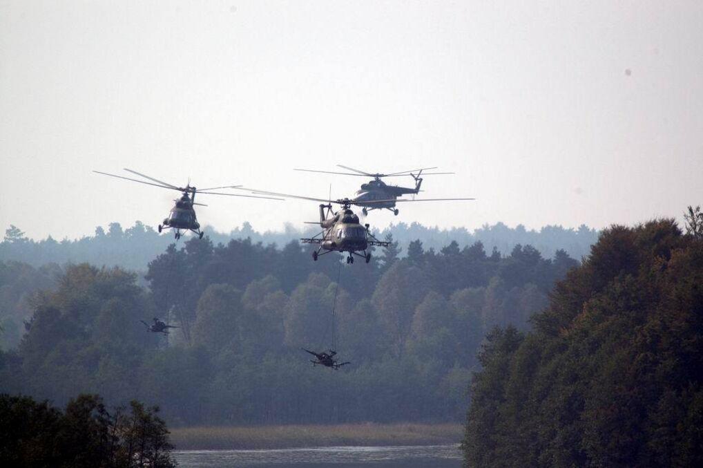 Mi-8 należą do największych śmigłowców klasyfikowanych jeszcze jako średnie. Jest bardzo prawdopodobne, że polskie wojsko będzie musiało się przystosować do mniejszych maszyn, bo najbliższe rozmiarami Caracale zostały odrzucone