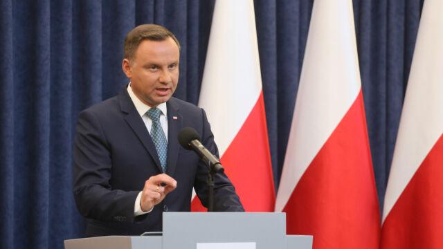 Arkadiusz Wierzuk z Sejmu o reakcjach opozycji na weto prezydenta