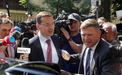 Tuż po ogłoszeniu przez Dudę decyzji o wetach politycy PiS nie kryli zaskoczenia