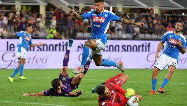 Szalony mecz na przywitanie z ligą. Grad goli, wielkie Napoli
