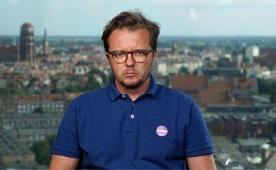 Michał Wawrykiewicz o sprawie wiceministra Łukasza Piebiaka
