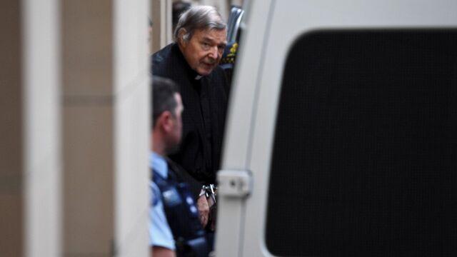 Apelacja kardynała odrzucona. Skazany na sześć lat za pedofilię pozostanie w więzieniu