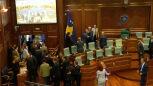 Kosowscy deputowani za rozwiązaniem parlamentu