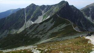 Czeski turysta zginął od pioruna po słowackiej stronie Tatr