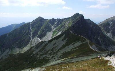 Czeski turysta zginął od pioruna na Banówce w Tatrach Zachodnich