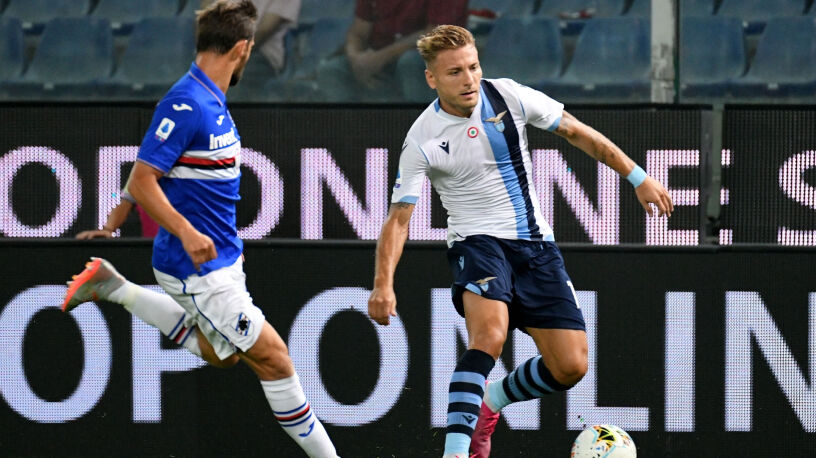 Błąd Bereszyńskiego, Sampdoria rozbita. Nieudany wieczór Polaków we Włoszech