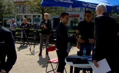 Koalicja Obywatelska i Lewica ruszają w Polskę