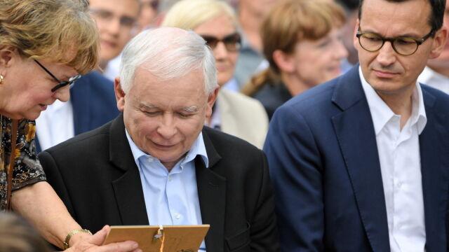 Gowin: po wyborach kandydatem na premiera może zostać Kaczyński