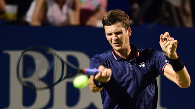 Dwa mecze w jeden dzień i Hurkacz ma pierwszy w karierze finał ATP