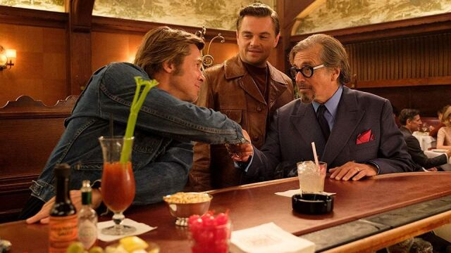 Nostalgiczny Tarantino zarabia.